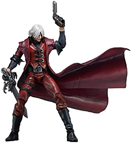 Devil May Cry   Ultimate Dante 7 inches Action Figure [Japan genuine] by Neka