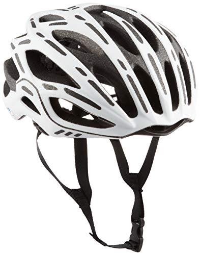 オージーケーカブト(OGK KABUTO) 自転車 ヘルメット FLAIR(フレアー) カラー:マットホワイト サイズ:S/M(頭囲 55cm-58cm)