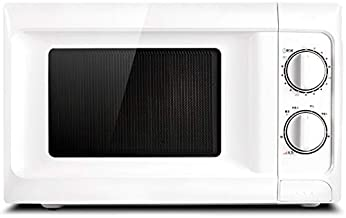 JINRU 20L Horno De Microondas Mecánico Casero 220V Calentador De Alimentos Vapor De Huevo Hornear Papas Carne Descongelar Descongelar 6 Engranajes