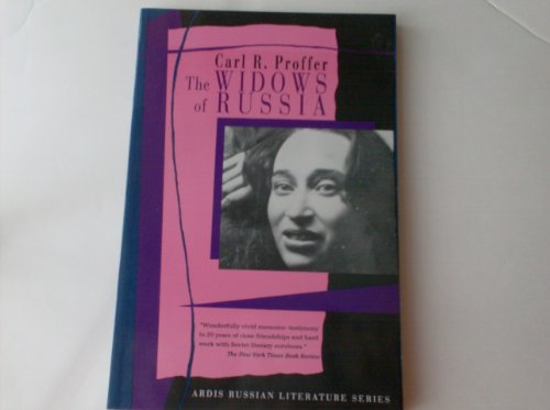 The Widows of Russia and Other Writings (Ardis Russian Literature Series)