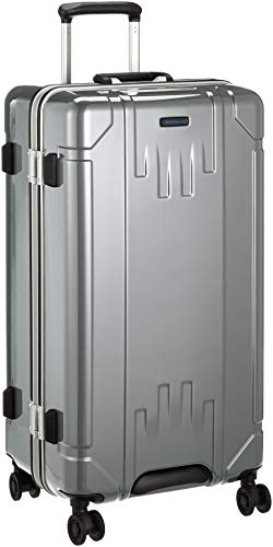 [ワールドトラベラー] スーツケース トゥルム 80L 70 cm 5kg シルバー
