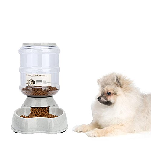 Blessed family Cat Water Fountain,Automatic Cat Feeder,Dog Water Dispenser,1 Gal Pet Automatic Feeder Waterer (Pet Feeder)