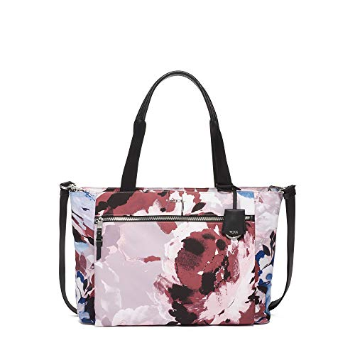TUMI - Voyageur Mauren Laptop Tote - 13 Inch Computer Bag for Women - Blush Floral