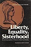 Liberty, equality, sisterhood: On the emancipation of women in church and society