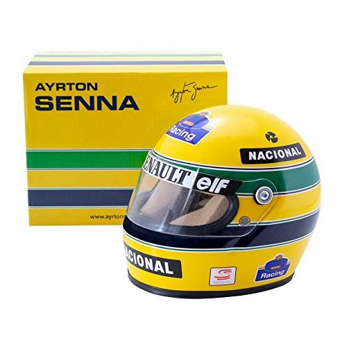 Ayrton Senna Collection Mini F1 Helm 1994 1:2