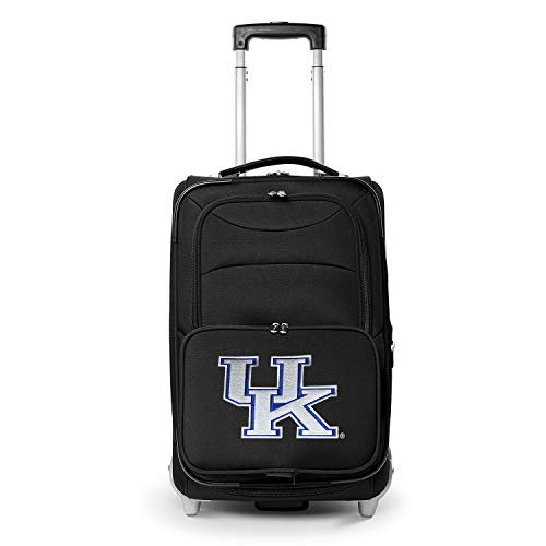 Denco NCAA Kentucky Wildcats 21-inch Carry-On Luggage