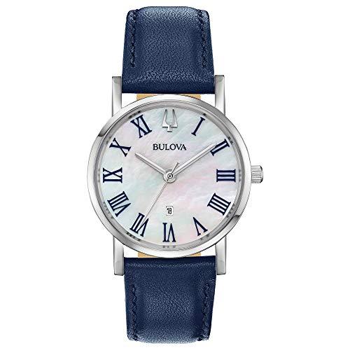 Bulova Reloj de vestir (Modelo: 96M146)
