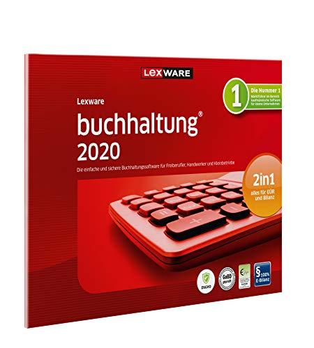 Lexware buchhaltung 2020|basis-Version in frustfreier Verpackung (Jahreslizenz)|Einfache Buchhaltungs-Software für Freiberufler, Handwerker und Vereine