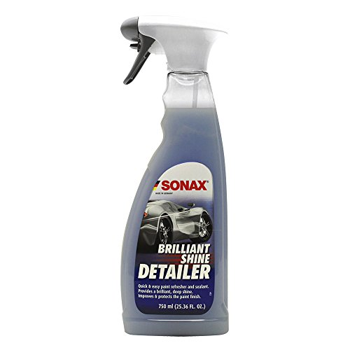 Sonax (287400-6-6PK) Brilliant Shine Detailer - 25.36 fl. oz., (Case of 6)