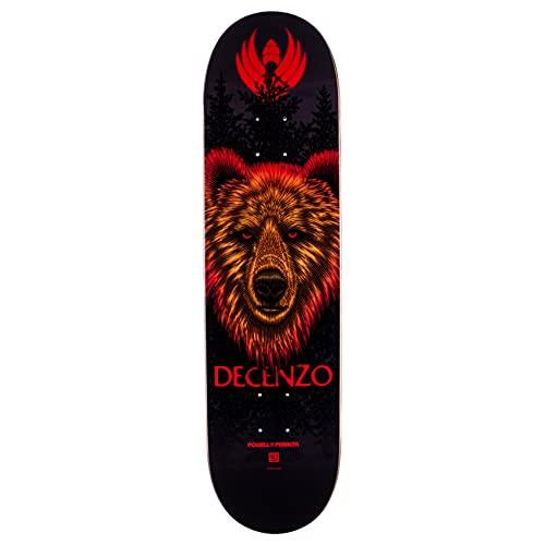 Powell Peralta Skateboard Deck Flight Pro Model Ryan Decenzo Bear 2 Shape 248 8.25