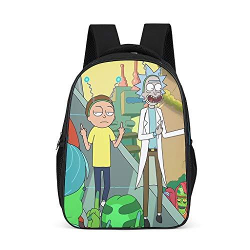 Rick & Morty - Mochila para niños