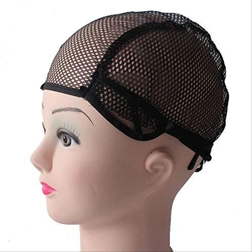 Haute Qualité Perruque Cap Cheveux Filet Pour Tissage 1 Pièce de Cheveux Filets Perruque Mesh Extensible Perruque Cap Pour Faire Perruques