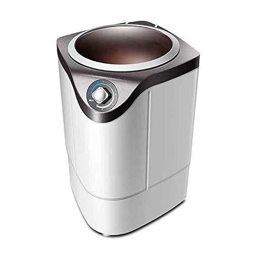 JJSFJH Einzylinder tragbare Mini-Waschmaschine - mit Waschen und Spin Perfekt for Wohnungen, Wohnmobile und Klein Raum Wohn (Color : A)