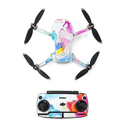 GoolRC Compatibile con DJI Mavic Mini Drone Stickers Impermeabile AntiGraffio Drone Surface Guard Adesivo in PVC Accessorio Fai da Te