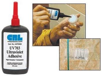 CRL UV70325 UV703 High Viscosity Max 44% OFF Fresno Mall Adhesive 250g - UV