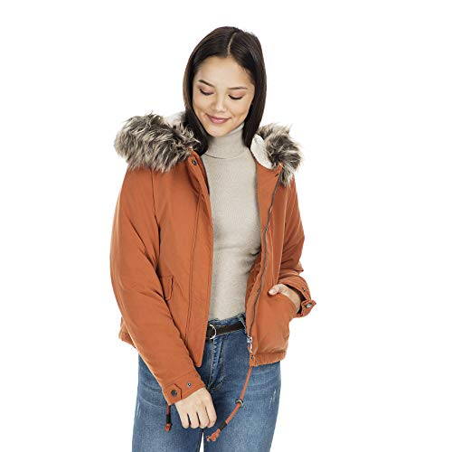 Only Onlnew Skylar AW Fur Parka CC Otw Mujer