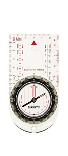 SUUNTO SS021369000 M-3 NH Compass, White