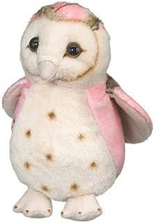 Wildlife Artists Pink Owl Toy Bird Plush Stuffed Animal 6 Inch Camo Wild