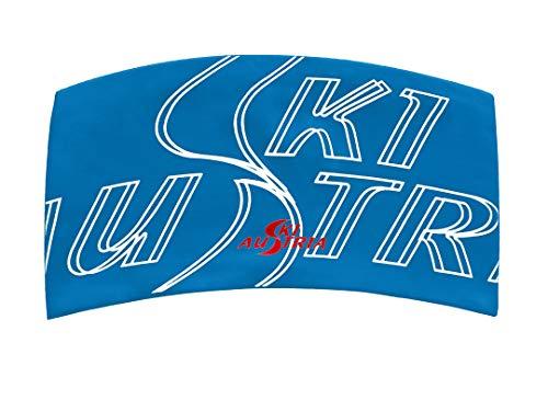 Ski Austria Headband Stirnband (one size, türkis)