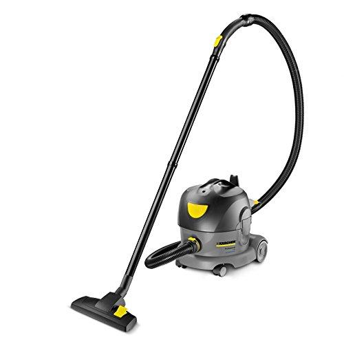 Kärcher T 7/1 Eco. Drum Vacuum Cleaner 7L 750 W B zwart, grijs, geel