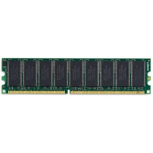 Kingston KVR400X64C3A/1G - Memoria RAM 1024 MB DDR (PC400, CL3)