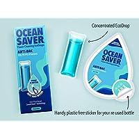 OceanSaver Anti-Bac Cleaning EcoDrop | Anti-Bacterial Multipurpose Cleaning Spray | Ocean Mist | Eco Friendly Cleaning…