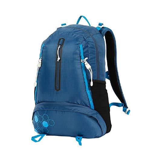 Mochila deportiva Mochila 25L, Mochila de viaje de viaje al aire libre para hombres, Mochila de alpinismo impermeable de gran capacidad portátil