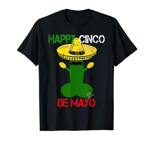 cinco de mayo gift for kids and parents funny cinco de mayo Camiseta