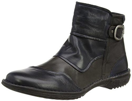 camel active Niagara 70, Damen Stiefel & Stiefeletten , Blau (denim/grey/black), 36 EU (3.5 Damen UK)