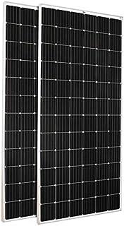 Galo Energy 400 Watt Solar Panel 24 Volt Mono PERC - (Pack of 2)