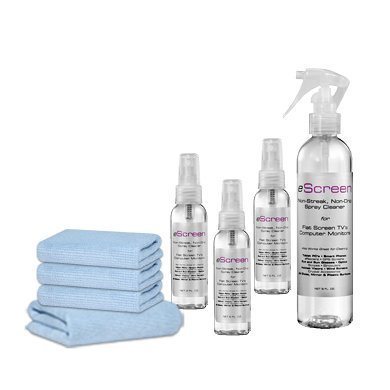 eScreen  Real Technology for Screen Cleaning Superior Safe and Effective Screen Cleaner for All Electronic Screens and Lens