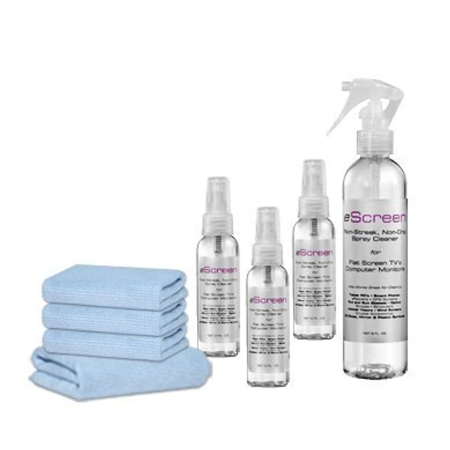 eScreen - Best Screen Cleaning Technology - Superior, Safe and Effective Screen Cleaner for All Electronics and Precious Glass Surfaces.