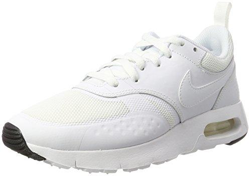 Nike Jungen Air Max Vision GS 917857-100 Laufschuhe, Weiß (White/White-Pure Platinum 100), 36.5 EU
