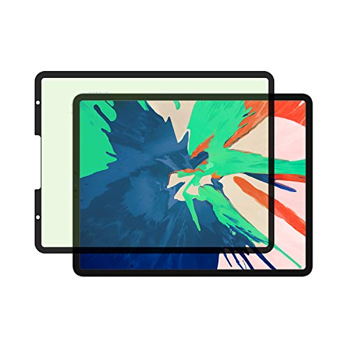 Arxon Anti Blue Light Screen Protector, Fully Removable, Anti-Glare, Scratch Resistant, Bubble-Free, Fingerprint-Proof for Apple iPad Pro 11 2018, iPad Pro 11 2020 and iPad Air 4 (10.9 inch, 2020)