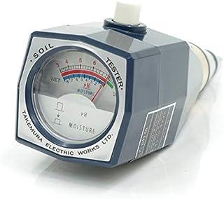 (株)赤塚植物園 ④ DM-15 土壌酸湿度計BP 竹村電機製作所