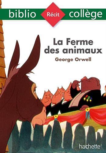BiblioCollège - La Ferme des animaux, George Orwell