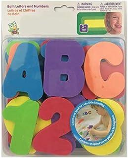 SKEIDO 26 Letters Bath Toys Bath Letters Baby Early Alphabet Educational Tool