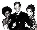 bucraft Roger Moore & Jane Seymour in Live and LET DIE...