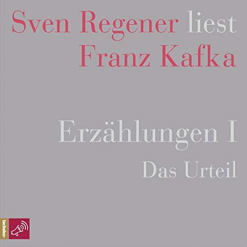 Erzählungen 1 - Das Urteil audiobook cover art