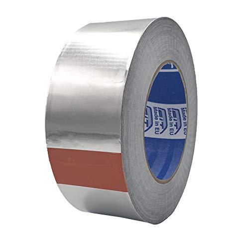 ACIT Nastro adesivo in alluminio professionale 50m x 50mm - con liner