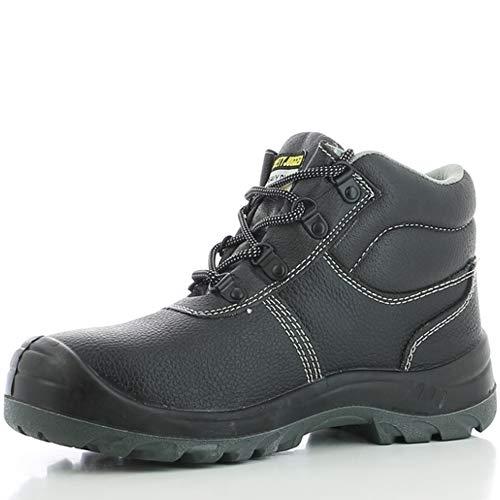 Safety Jogger Bestboy, Unisex - Erwachsene, Schwarz (Black), 40 EU