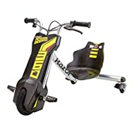 Razor Power Rider 360 Electric Tricycle Black, Yellow, 12 Volt