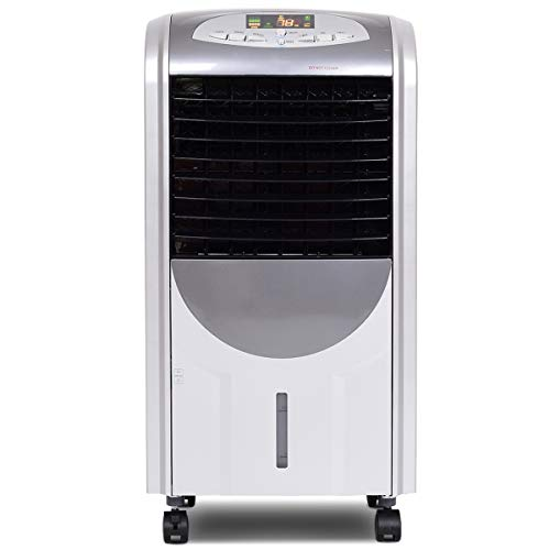 Toolsempire Air Conditioner Cooler with Fan and Humidifier Portable (29' Grey)
