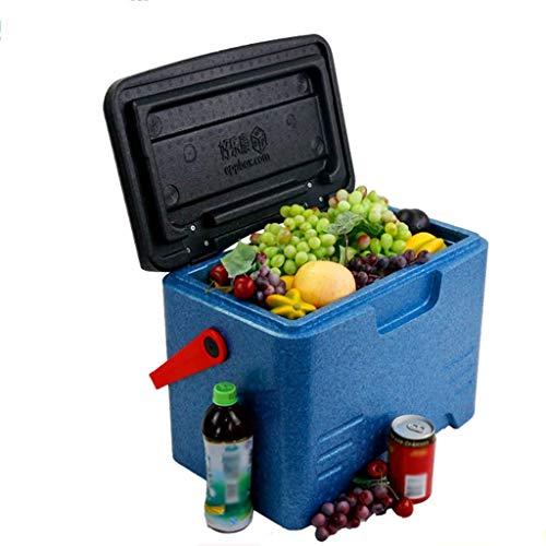 ZAIHW Flip-Box Caja de Aislamiento Grande, con Aislamiento, Ligero, portátil, Resistente al Agua - Grande for Las Fiestas, días de Campo, Camping, Playa, chupar Rueda, Pesca, navegación y Más