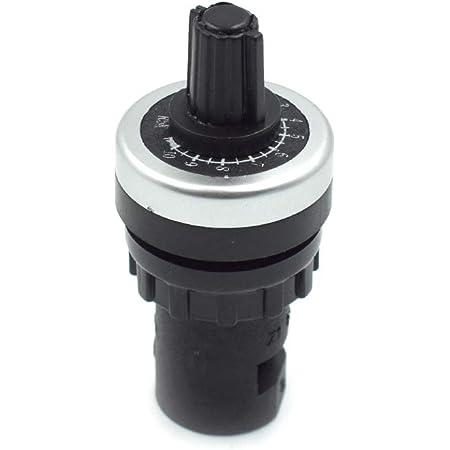 22mm Rotary Potentiometer Pot Inverter Converter Resist 10K LA42DWQ-22 Governor