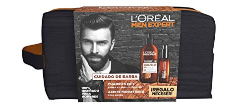 L'Oreal Paris Men Expert - Neceser Ddp Barber Club