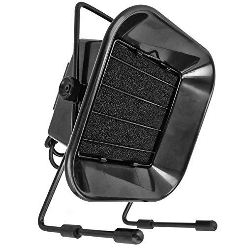 Minadax - Aspiradora de Humos con Ventilador de extracción y Filtro de carbón Activo, Absorbe y neutraliza los vapores de Soldadura tóxicos, Material antiestático