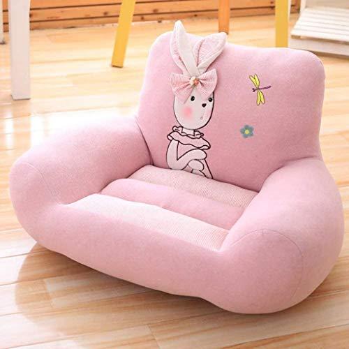 GIOCATTOLO Seggiolino per bambini divano, cuscino sedia pavimento pad tatami pavimento cuscino cuscino per soggiorno, ragazza ragazzo camera da letto PLAYroom Sedie (colore: D) ( Color : B )