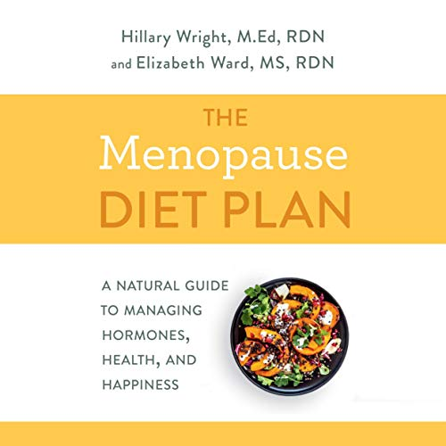 The Menopause Diet Plan cover art
