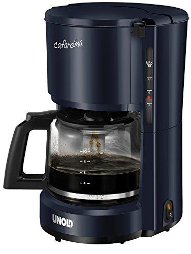 Unold Kaffeeautomat Compact, blau, Artikel: 28128